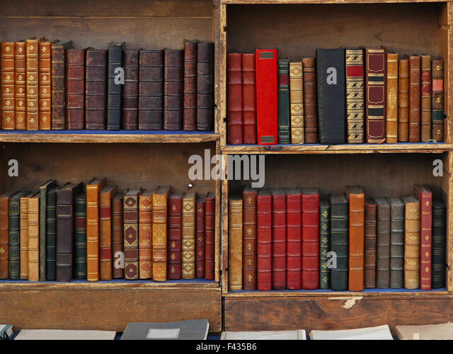 Old Bookcase Stock Photos Old Bookcase Stock Images Alamy - Old book case
