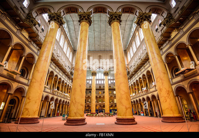 Foyer Museum Usa : Great hall stock photos images alamy