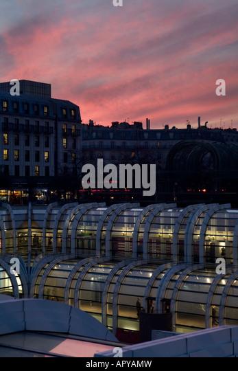 rer metro station paris stock photos rer metro station. Black Bedroom Furniture Sets. Home Design Ideas