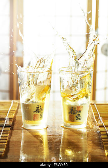 Sake Glass Stock Photos & Sake Glass Stock Images - Alamy