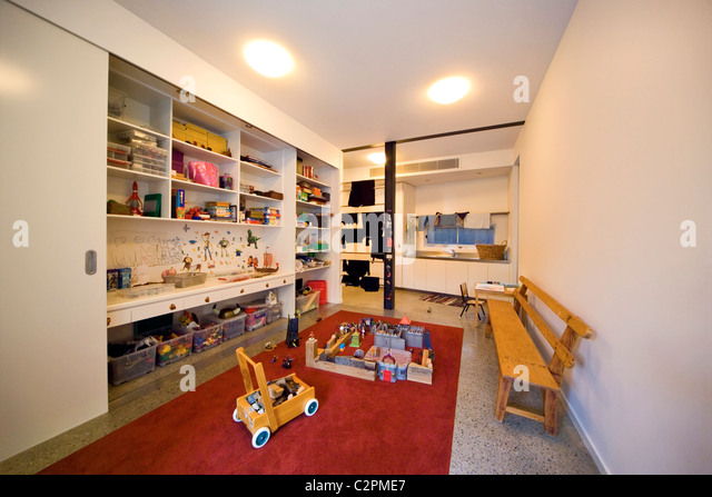 Caston House Melbourne Childrens Room