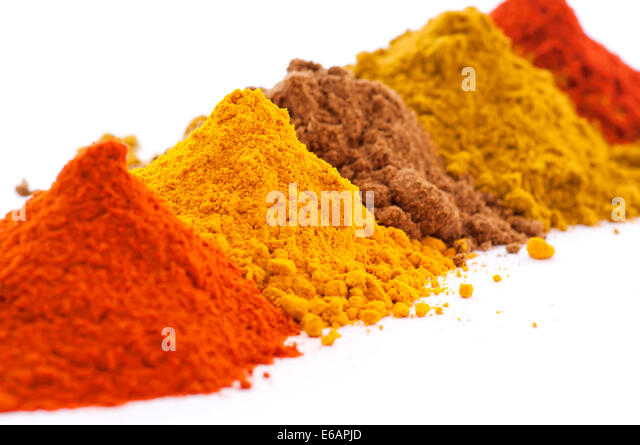 Turmerics stock photos turmerics stock images alamy for Asian cuisine ingredients