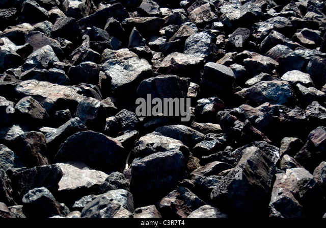Coal Slag Rock : Slag stone stock photos images alamy