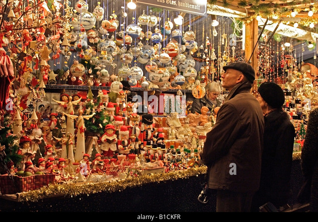 Christmas Market Munich Stock Photos & Christmas Market Munich ...