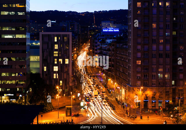 Catalans stock photos catalans stock images alamy - Placa kennedy barcelona ...