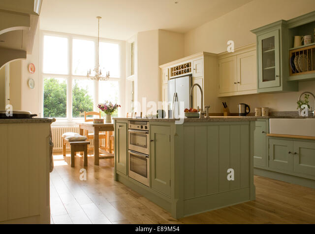 Kitchen Island Unit Pastels Pastel Stock Photos & Kitchen Island Unit