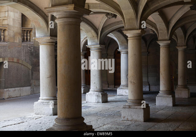 Columns Arches Architecture Stock Photos Columns Arches