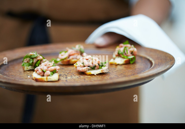 Serve canapes stock photos serve canapes stock images for Canape serving dishes