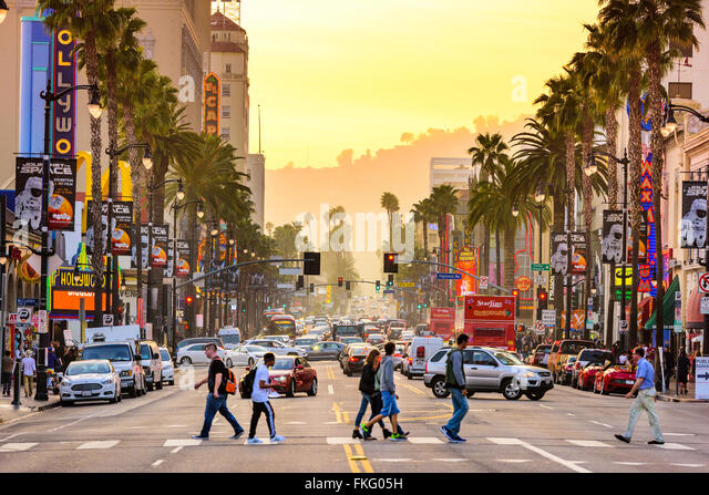 Hollywood Blvd 87