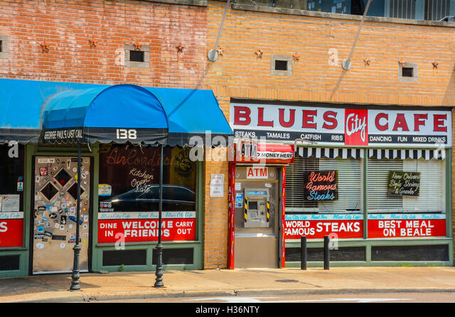Rum Boogie Cafe S Blues Hall Juke Joint Memphis Tn