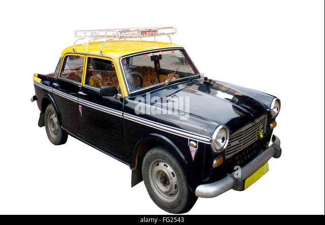 black taxi white background stock photos black taxi. Black Bedroom Furniture Sets. Home Design Ideas