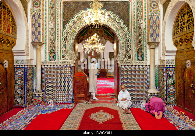 Interior Of A Mosque Stock Photos Amp Interior Of A Mosque