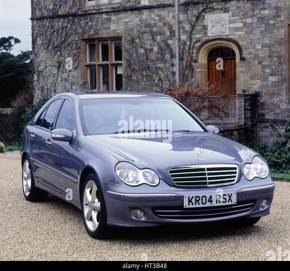 C230 stock photos c230 stock images alamy for Mercedes benz c230 kompressor 2006