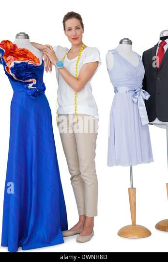 Female Fashion Designer Mannequins Stock Photos Female