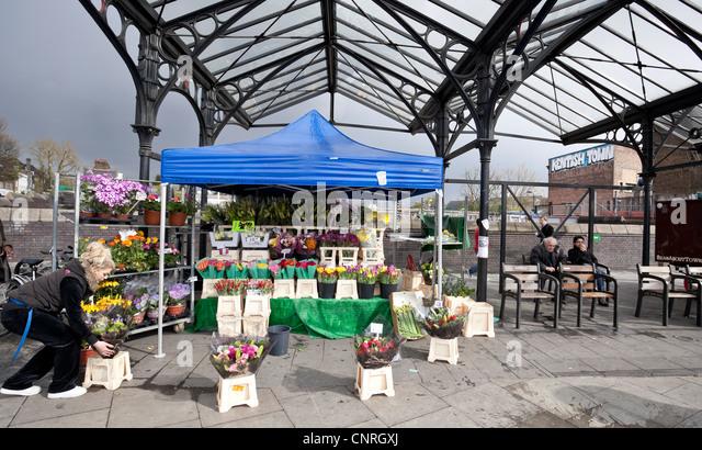 florist stall stock photos florist stall stock images