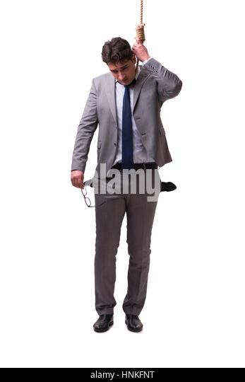 Suit Tie Noose Stock Photos & Suit Tie Noose Stock Images - Alamy