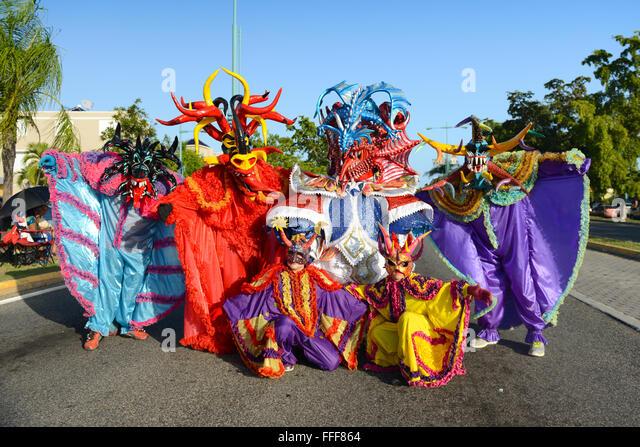 Ponce Carnival History