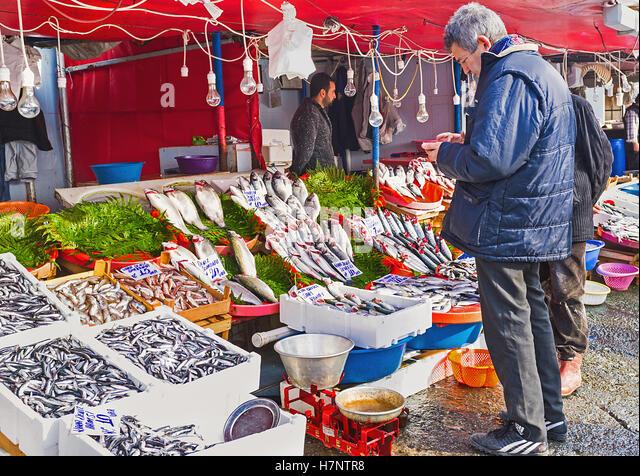 Central market souq stock photos central market souq for Central fish market