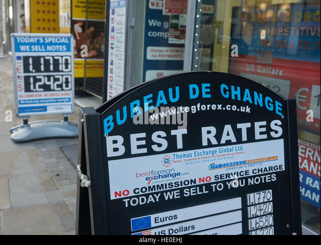 Currency exchange stock photos currency exchange stock - Post office bureau de change exchange rates ...