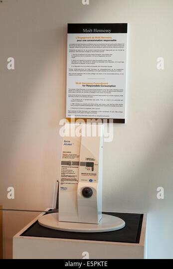 breathalyzer machine for car
