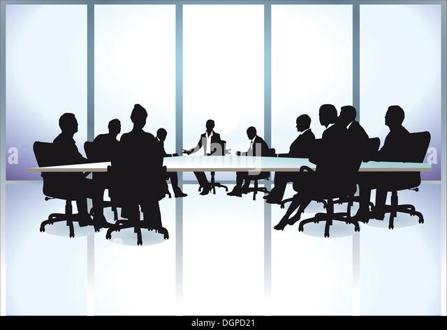 Kennenlernen meeting