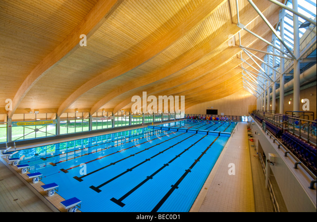Indoor sports centre at stock photos indoor sports Mountbatten swimming pool portsmouth