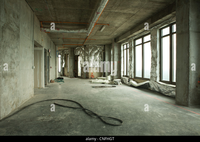 High Rise Apartment Inside construction inside high rise building stock photos & construction