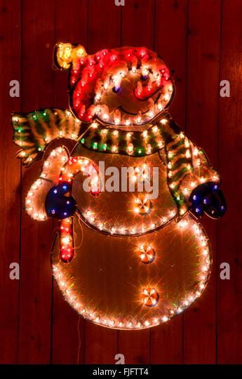 Snowman Display Stock Photos & Snowman Display Stock Images - Alamy
