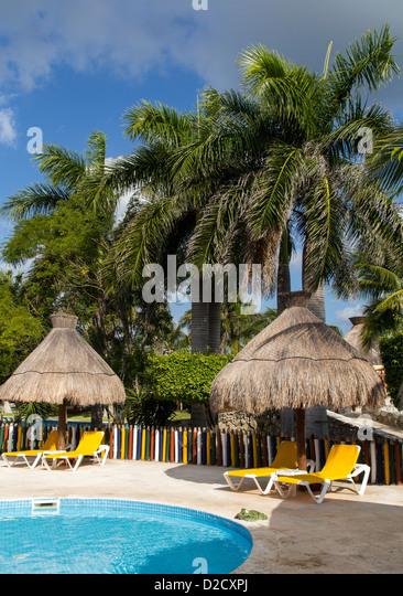Paraiso mexico stock photos paraiso mexico stock images for Luxury resorts mexico all inclusive