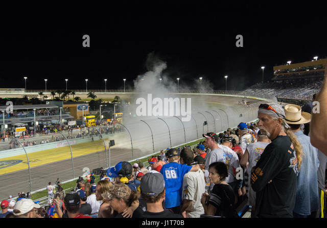 Car Race In Homestead Florida