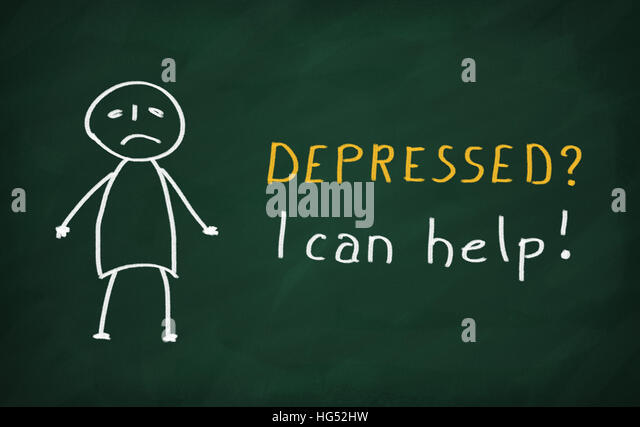 How writing can help depression