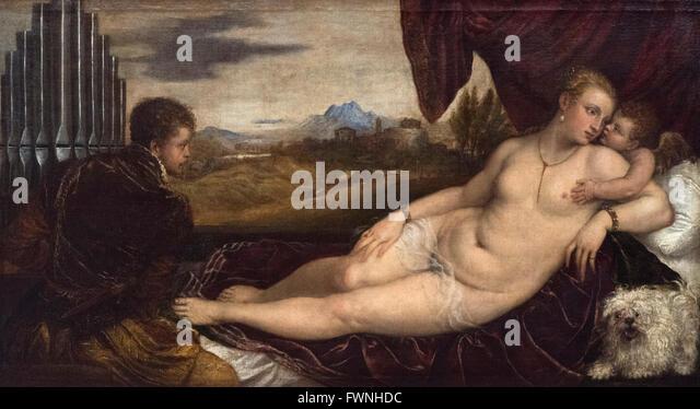 1488/90-1576) Venus and  sc 1 st  Alamy & Titian Venus Stock Photos u0026 Titian Venus Stock Images - Alamy islam-shia.org