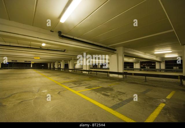 Carmarthen Multi Storey Car Park