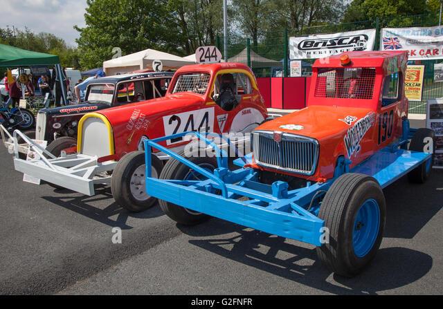 Classic Racing Cars Stock Photos Classic Racing Cars Stock