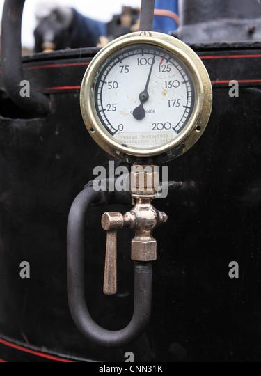 Steam Boiler: Steam Boiler Pressure