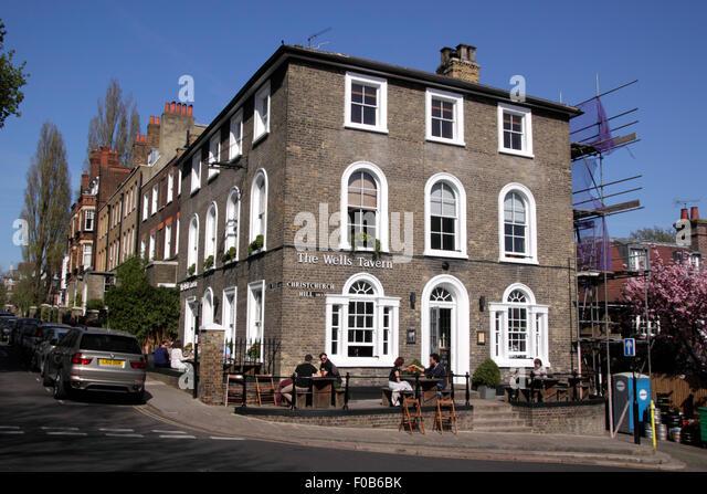 The Wells Pub Food Hampstead