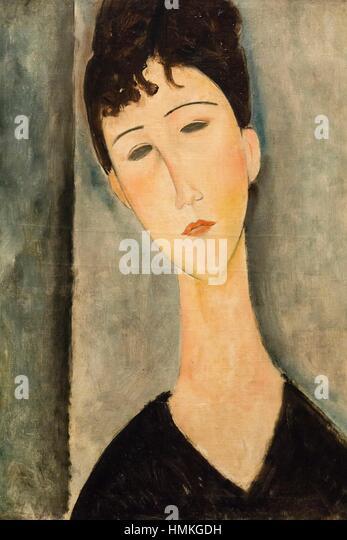 Bien-aimé Amedeo Modigliani Stock Photos & Amedeo Modigliani Stock Images  YO92