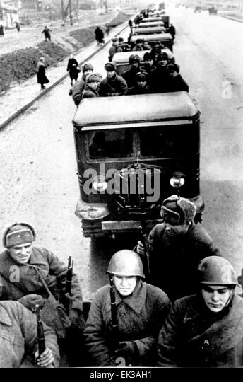 Defeat of the red army