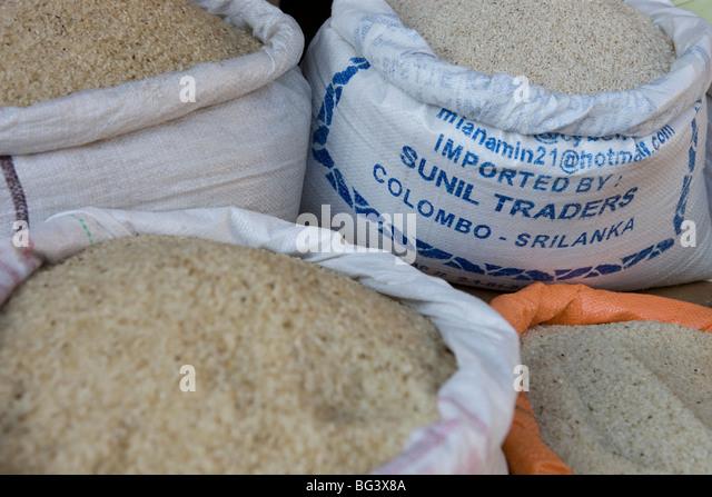 Rice Sack Stock Photos & Rice Sack Stock Images - Alamy