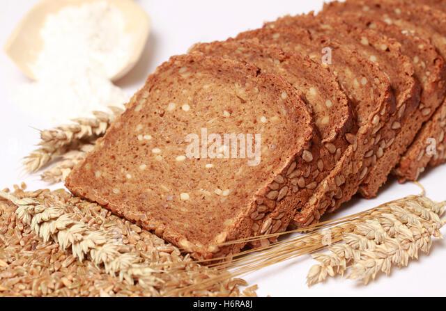Food Aliment Bread Eco Grain Wheat Ear Flour Rye Baker Barley Bakery Bakeshop Backery Breads Whole