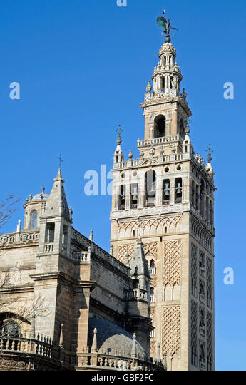 Belltower La Giralda Stock Photos & Belltower La Giralda ...