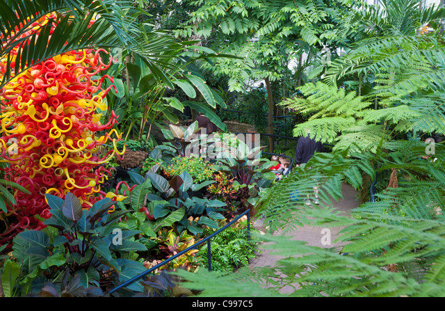 Chihuly Garden And Glass Stock Photos Chihuly Garden And Glass Stock Images Alamy