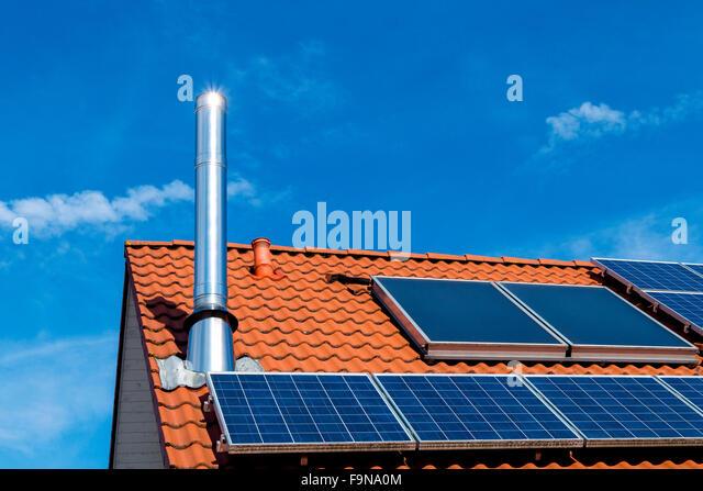 Solar Chimney Stock Photos Amp Solar Chimney Stock Images