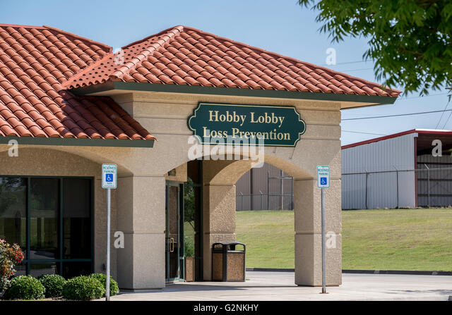 Hobby Lobby Loss Prevention Headquarters In A Large Complex Oklahoma City USA
