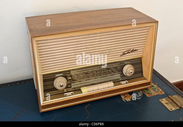 Vintage atlas 125 radio