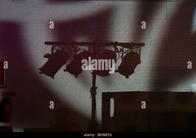 White Brick Wall Lights : Showbiz Lights Stock Photos & Showbiz Lights Stock Images - Alamy