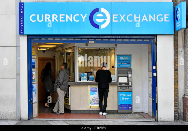 currency exchange atm stock photos currency exchange atm stock images alamy. Black Bedroom Furniture Sets. Home Design Ideas