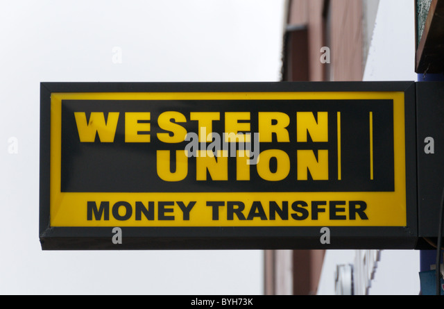 how to make a western union transfer