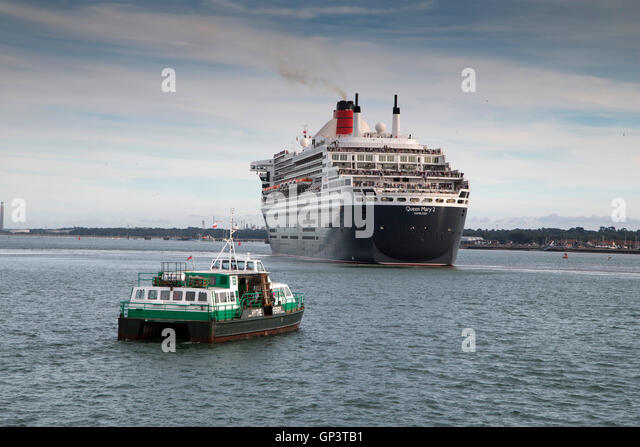 Cunard Queen Mary 2 Itinerary 2011