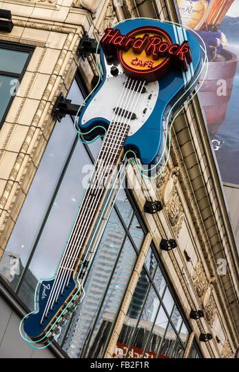 Downtown Denver Hard Rock Cafe